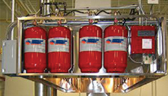 Mission Critical and Industrial Fire Suppression Systems